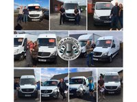 USED 2014 14 MERCEDES-BENZ SPRINTER 2.1 313 CDI MWB FACELIFT HIGH ROOF MWB, ONE OWNER,FULL DEALER HISTORY, RECENTLY SERVICED
