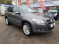USED 2011 11 VOLKSWAGEN TIGUAN 2.0 MATCH TDI 4MOTION 5d 138 BHP 0%  FINANCE AVAILABLE ON THIS CAR PLEASE CALL 01204 317705