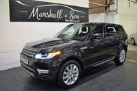USED 2014 64 LAND ROVER RANGE ROVER SPORT 3.0 SDV6 HSE 5d AUTO 288 BHP STUNNING CONDITION - GREAT VALUE 2014/64 RR SPORT HSE - NAV - LEATHER - H/SEATS - R/CAMERA - POWERBOOT