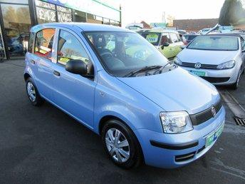 2010 FIAT PANDA 1.1 ACTIVE ECO 5d 54 BHP £3000.00