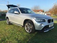 2011 BMW X1 2.0 XDRIV 2.0D 4X4 X-DRIVE HIGH SPEC LOW MILES FSH RARE TO FIND THIS GOOD  £8795.00