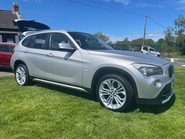 USED 2011 60 BMW X1 2.0 XDRIV 2.0D 4X4 X-DRIVE HIGH SPEC RARE TO FIND THIS WELL LOOKED AFTER