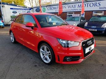 2011 AUDI A1 1.2 TFSI S LINE 3d 84 BHP £8000.00