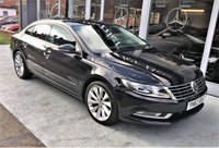 2013 VOLKSWAGEN CC 2.0 GT TDI BLUEMOTION TECHNOLOGY 4d 138 BHP £9495.00