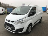 2014 FORD TRANSIT CUSTOM 290 TREND 2.2 TDCi 125 SWB £SOLD