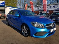 USED 2015 65 MERCEDES-BENZ A CLASS 1.5 A 180 D AMG LINE EXECUTIVE 5d 107 BHP 0%  FINANCE AVAILABLE ON THIS CAR PLEASE CALL 01204 317705