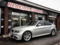 USED 2009 58 BMW 3 SERIES 2.0 318I M SPORT 4d 141 BHP