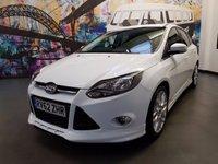 2012 FORD FOCUS 2.0 ZETEC S TDCI 5d AUTO 161 BHP £8494.00