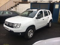 2016 DACIA DUSTER 1.5 AMBIANCE DCI 5d 109 BHP £9290.00