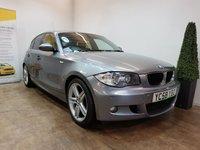 2008 BMW 1 SERIES 2.0 120I M SPORT 5d 168 BHP £5990.00