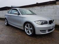 2008 BMW 1 SERIES 2.0 120D SE 2d AUTO 175 BHP £SOLD