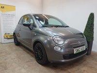 2012 FIAT 500 0.9 TWINAIR 3d 85 BHP £4890.00