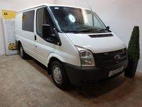 2013 FORD TRANSIT 2.2 260 LR 1d 99 BHP £6490.00