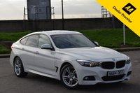 2014 BMW 3 SERIES 3.0 330D XDRIVE M SPORT GRAN TURISMO 5d AUTO 255 BHP £17978.00