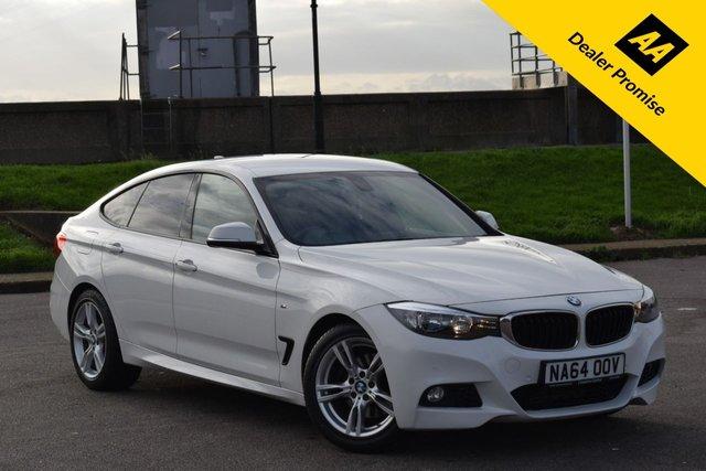 USED 2014 64 BMW 3 SERIES 3.0 330D XDRIVE M SPORT GRAN TURISMO 5d AUTO 255 BHP