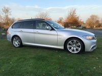 2011 BMW 3 SERIES 2.0 320D M SPORT TOURING 5d AUTO 181 BHP £7995.00