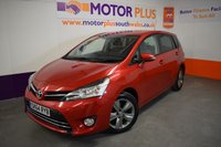 USED 2014 64 TOYOTA VERSO 1.6 D-4D TREND 5d 110 BHP