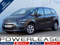 USED 2015 65 CITROEN C4 GRAND PICASSO 1.2 PURETECH VTR 5d 129 BHP 7 SEATS 30 POUND TAX FSH