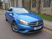 USED 2013 MERCEDES-BENZ A CLASS 1.6 A180 BLUEEFFICIENCY SPORT 5d AUTO 122 BHP FULL MERCEDES SERVICE HISTORY