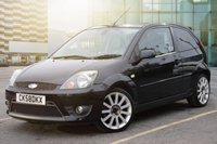 2008 FORD FIESTA 2.0 ST 16V 3d 148 BHP £4495.00