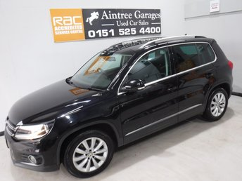 2015 VOLKSWAGEN TIGUAN 2.0 MATCH TDI BLUEMOTION TECHNOLOGY 5d 139 BHP £13000.00