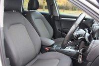 USED 2016 66 AUDI A3 1.6 TDI SE TECHNIK 5d AUTO 109 BHP