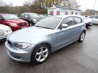 USED 2010 59 BMW 1 SERIES 2.0 116I SPORT 3d 121 BHP