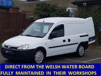 2009 VAUXHALL COMBO 2000 1.3 CDTi Direct From The Welsh Water Board £3295.00