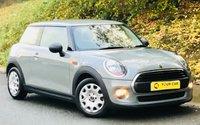 2014 MINI HATCH ONE 1.2 ONE 3d 101 BHP £8500.00