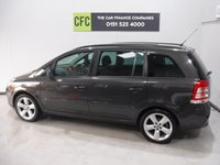 USED 2013 63 VAUXHALL ZAFIRA 1.6 EXCLUSIV 5d 113 BHP GREAT FAMILY CAR WITH  NICE SPEC, FINISED IN GLEAMING METALIC GRAY,  ONE OWNER WITH SERVICE  HISTORY, THIS CAR HAS BEEN VERY WELL LOOKED AFTER, COMES WITH CRUSE CONTROL  LEATHER CLAD MUTI FUNCTION STEERING WHEEL, PARKING SENSORS FRONT AND REAR, CLIMATE CONTROL, PRIVACY GLASS, 17INCH UPGRADED ALLOYS, DAB RADIO CD WITH AUX POINT.