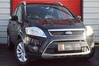 2012 FORD KUGA 2.0 TITANIUM TDCI AWD 5d 163 BHP £9195.00