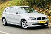 2007 BMW 1 SERIES 2.0 118D SE 3d 141 BHP £3500.00