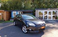 2012 FORD FOCUS 1.6 ZETEC TDCI 5d 113 BHP £3495.00