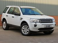 USED 2011 LAND ROVER FREELANDER 2.2 TD4 HSE 5d 150 BHP PRIVATE NUMBER PLATE INCLUDED