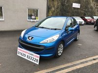 USED 2007 07 PEUGEOT 207 1.4 S 5d 88 BHP ONLY 3 FORMER KEEPERS ** FULL SERVICE HISTORY **