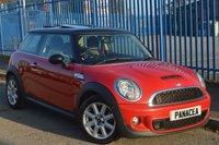 2012 MINI HATCH COOPER 1.6 COOPER S 3d 184 BHP £4995.00