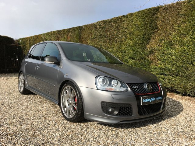 USED 2009 04 VOLKSWAGEN GOLF 2.0 GTI EDITION 30 T 5d 360 BHP