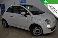2013 FIAT 500 1.2 LOUNGE 3d 69 BHP £5000.00