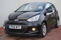USED 2014 14 HYUNDAI I10 1.0 SE 5d 65 BHP £20 PER YEAR ROAD TAX