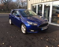 USED 2015 65 FORD FOCUS 1.0 ZETEC NAVIGATOR ECOBOOST 125 BHP THIS VEHICLE IS AT SITE 2 - TO VIEW CALL US ON 01903 323333