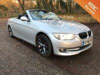 USED 2010 60 BMW 3 SERIES 3.0 330D SE 2d AUTO 242 BHP
