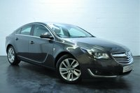 USED 2013 63 VAUXHALL INSIGNIA 2.0 ELITE CDTI ECOFLEX S/S 5d 138 BHP 1 OWNER + FULL SERVICE HISTORY + FULL HEATED LEATHER + BLUETOOTH