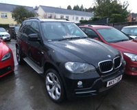 USED 2007 57 BMW X5 3.0 D SE 7STR 5d AUTO 232 BHP