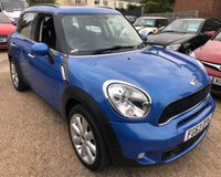 2013 MINI COUNTRYMAN 2.0 COOPER SD 5d 141 BHP £9100.00