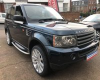 USED 2007 57 LAND ROVER RANGE ROVER SPORT 3.6 TDV8 SPORT HSE 5d AUTO 269 BHP