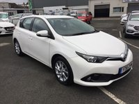 2016 TOYOTA AURIS 1.6 D-4D BUSINESS EDITION 5d 110 BHP £11450.00