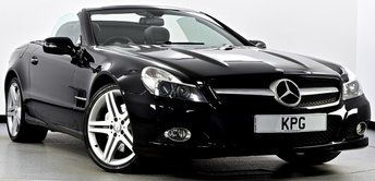 2011 MERCEDES-BENZ SL 3.5 SL350 7G-Tronic 2dr £21995.00