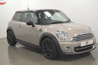 USED 2013 63 MINI HATCH COOPER 1.6 COOPER D BAKER STREET 3d 110 BHP LOW TAX + LOW INSURANCE + VERY ECONOMICAL + PAN ROOF