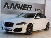 USED 2015 15 JAGUAR XF 5.0 V8 R 4d AUTO 510 BHP