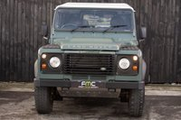 USED 2011 60 LAND ROVER DEFENDER 2.4 90 TD HARD TOP 1d 121 BHP Service History